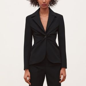 NWT Zara Tailored Jacket